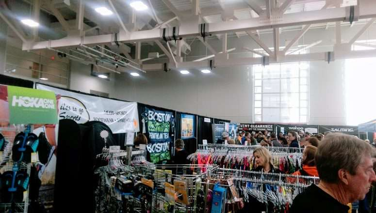 Race-Mania expo floor