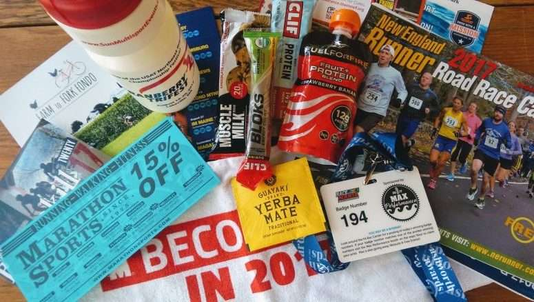 Race-mania swag bag