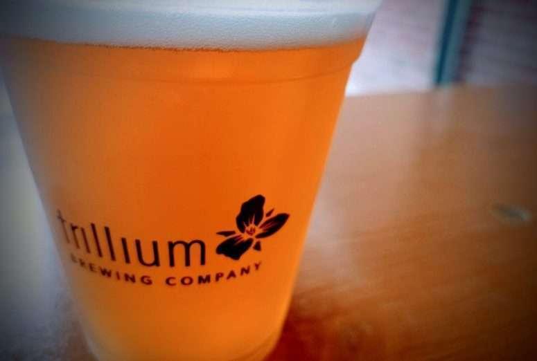 Trillium Brewery Spring 5k