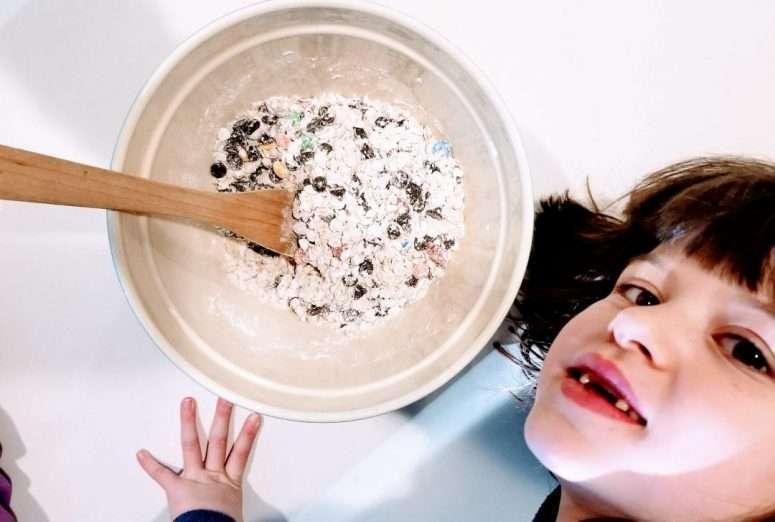 Potluck Cast Iron Big Cookie Recipe