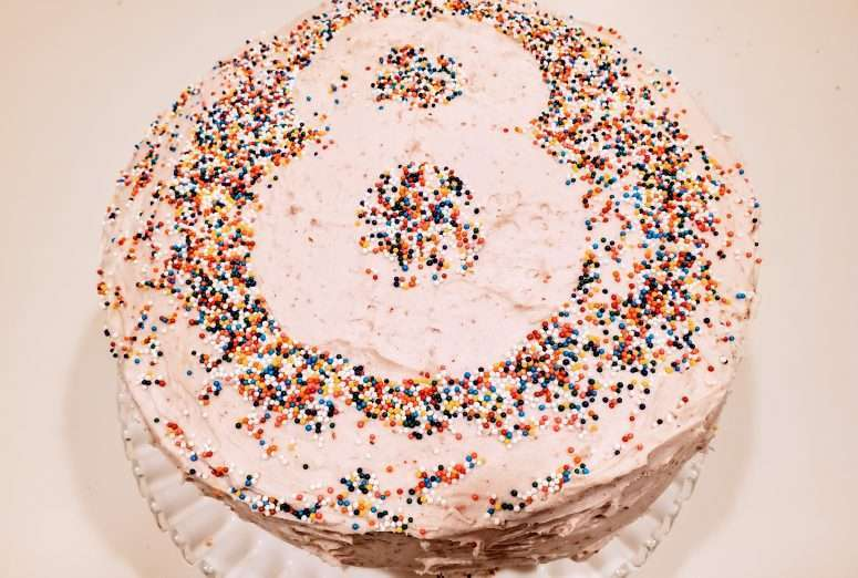 5 simple tips for better birthday cake