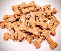simple, easy homemade dog biscuits