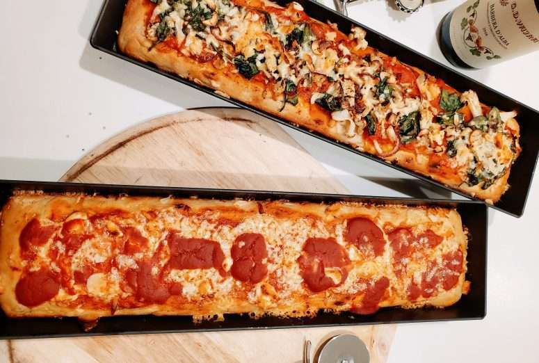 lloyd long pizza pans